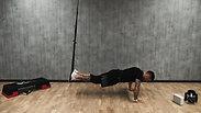 Schlingentraining mit Dennis Hediger Brust/Biceps
