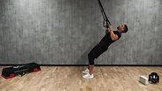 Schlingentraining mit Dennis Hediger Rücken/Triceps