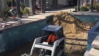 Pool Demolition / Backfill