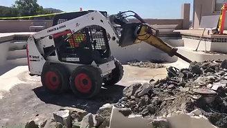 Pool Demolition in County of Orange