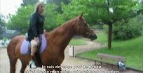 Handidream Tour de France à cheval avec un handicap
