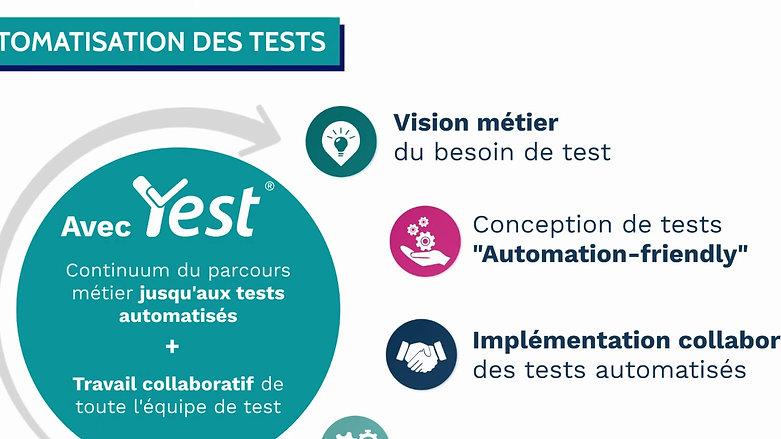 YEST et l'automatisation des tests