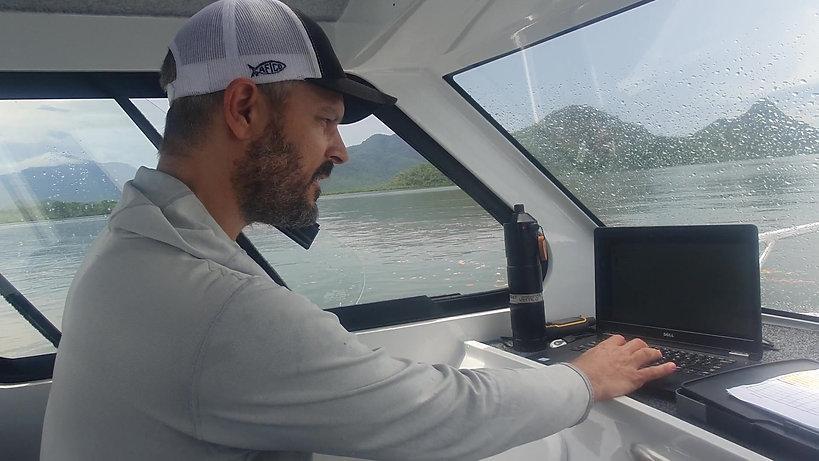 Fish Tracking - Hinchinbrook