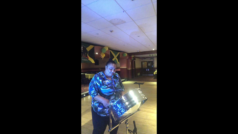 "STEEL DRUM SOLOIST ""SOFIA"""