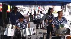 Caribbean Regals steelband Quartet