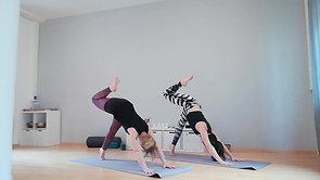 Lorena - Budokon Flow für innere Stärke