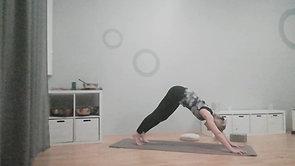 Mel - Yoga im Homeoffice