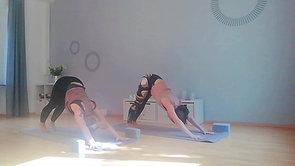 Lorena - Budokon Yoga - Flow Goddess Dance