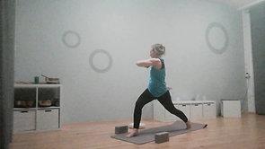 Mel - Core Yoga für Stabilität, Mut & innere Stärke