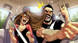 YOTSRIM S5 E2 | comic artists Maya & Yehuda Devir