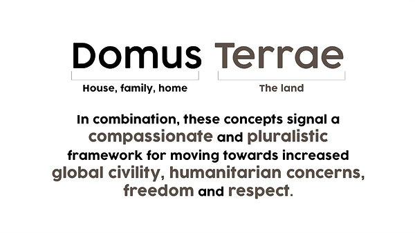 Domus Terrae - a short video