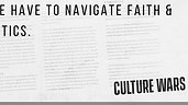 Culture Wars Session 3