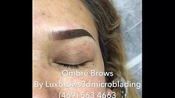 Ombre' Brow