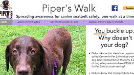 Piper's Walk closing - tether video