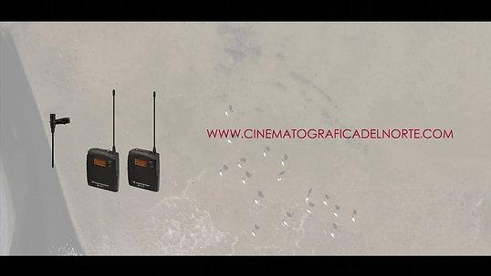 2 TARJETA ANIMADA CINEMATOGRAFICA DEL NORTE