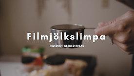 Filmjölkslimpa (Swedish Seeded Bread)