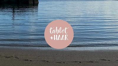 tablet+HAAR_Inspiration, studio visit and printing - HD 720p
