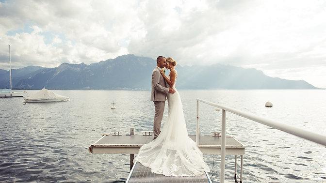 Christelle & Yannick - Montreux (Suisse)