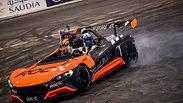 Race of Champions Riyadh - David Coulthard Final
