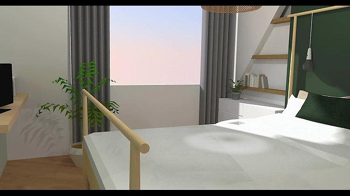 Slaapkamer | Totaalconcept