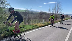 Велотур в Тоскане