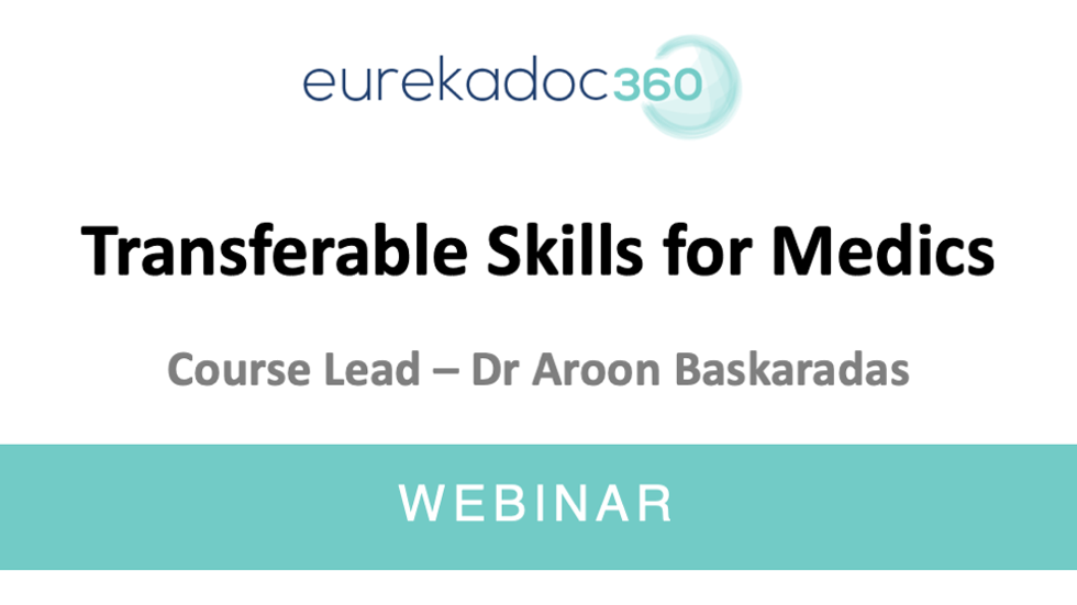Transferable Skills For Medics