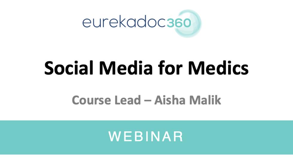 Social Media For Medics