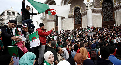 Briefed: Algeria's Hirak Movement