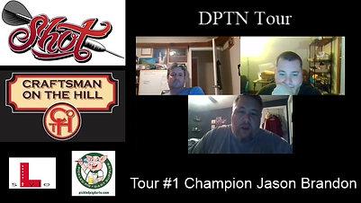 Tour #1 Interview with Jason Brandon