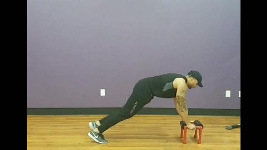 Ready Set Plank