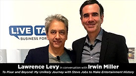 Interview with Lawrence Levy, CFO PIXAR