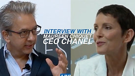 Interview with Maureen Chiquet - CEO of Chanel