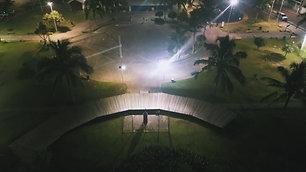 Passeio noturno em Barra Velha - SC