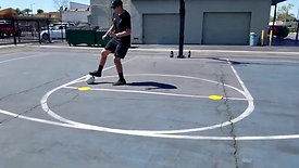 Ball Movement w/ Sole of the Foot