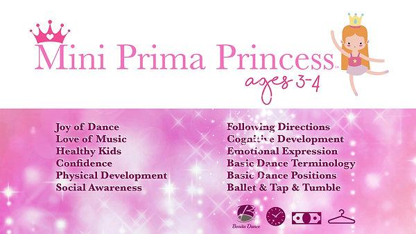 Prima Dance Intro.