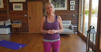 Sally Retreat Restorative class