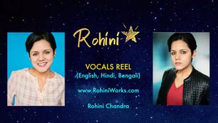 RC Singing/ Vocals Reel