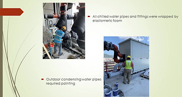 Water-Cooled Chiller Plant Installation for An Existing Factory