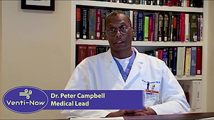 Dr. Peter Campbell Video