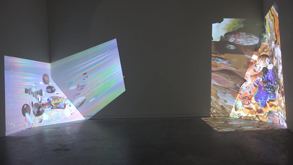 Digital works from the exhibition IMPRISMED