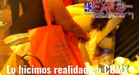 43 EXPO CODESTETICA CDMX 2020