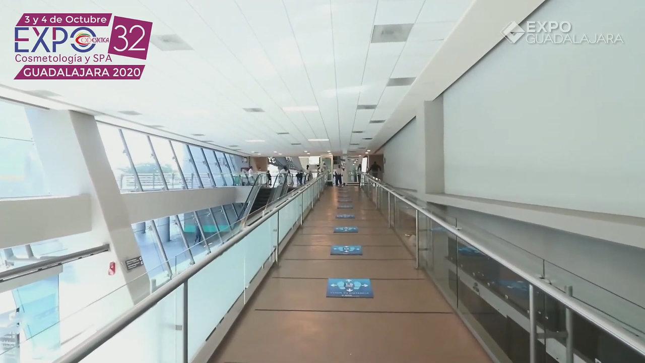 Protocolos de Sanidad e Higiene en Expo Guadalajara