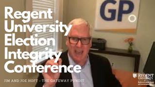Regent University Election Integrity Conference - Jim and Joe Hoft (Gateway Pundit)