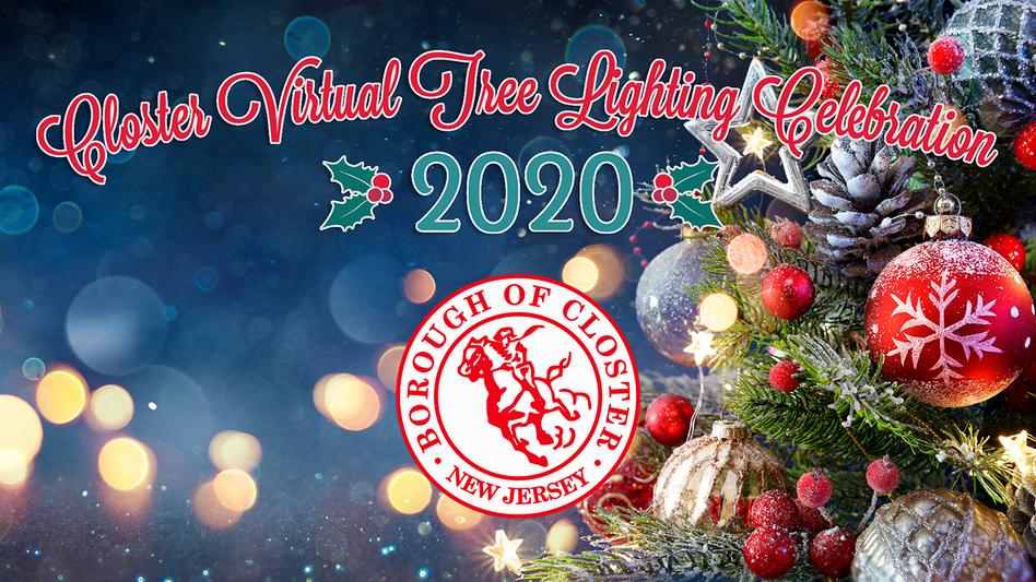 2020 Closter Virtual Tree Lighting Celebration