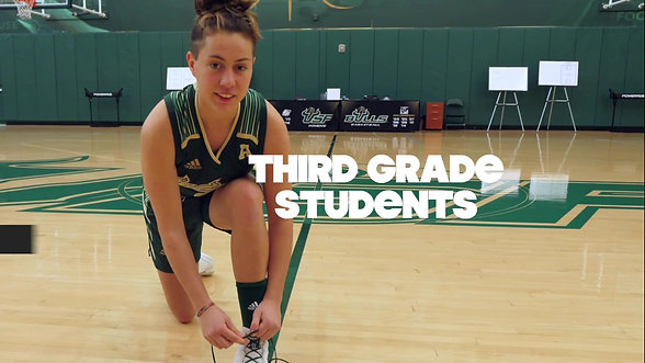 University of South Florida Read to the Final Four PSA (1)