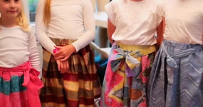 Children's Fashion Sewing Courses