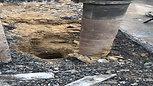Vacuum excavator in Use, Abingdon