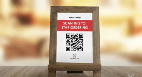 Contactless Dine-In