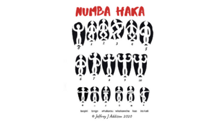 Numba Haka - Counting Rhythms