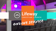 Service intro announcements and worship